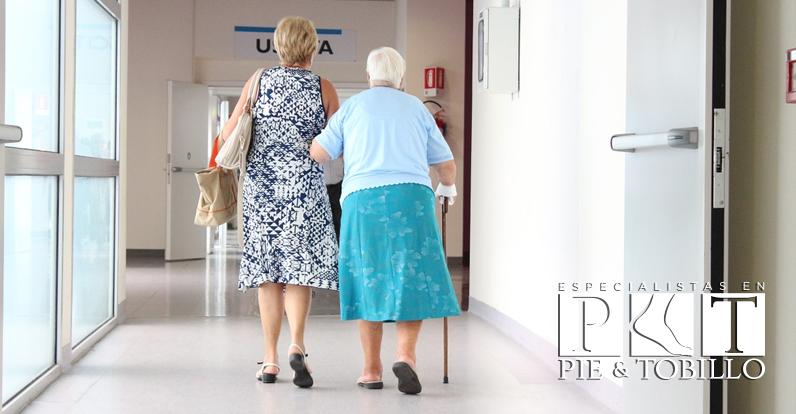 Recomendaciones antes de la cirugía de pie y tobillo - Costa Rica
