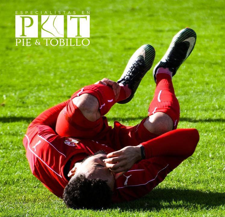 Esguince de tobillo, lesiones deportivas, Fascitis plantar